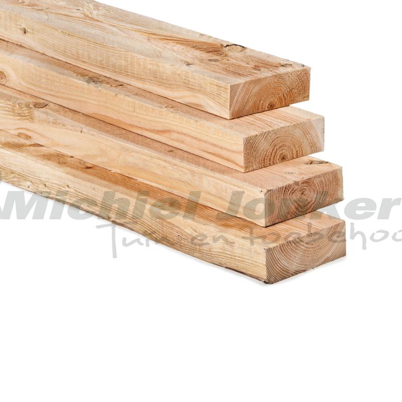 lariksdouglas-timmerhout-ongeschaafd