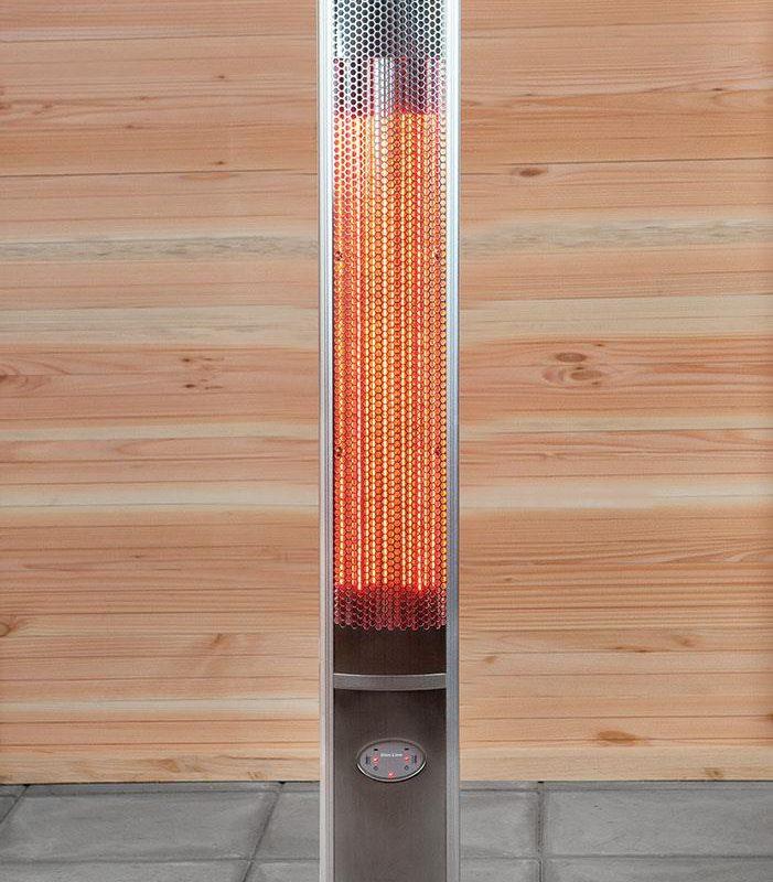 heater staandmodel