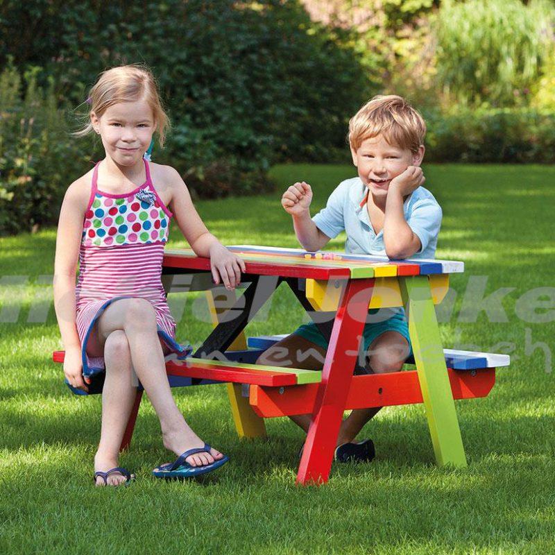 picknicktafel hardhout